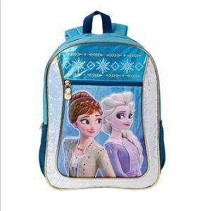 Frozen backpack NWT